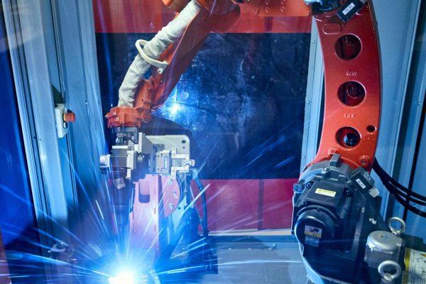 WAAM DED Welding machine robot